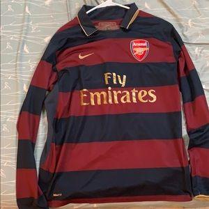 Men's Large Arsenal Home Jersey